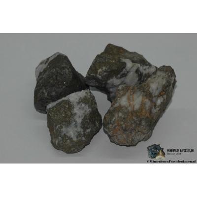 Chalcopyriet - 160 gram